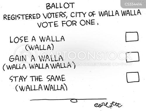 walla walla cartoon