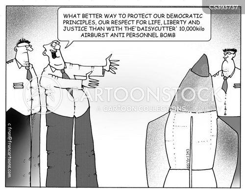 neocon cartoon