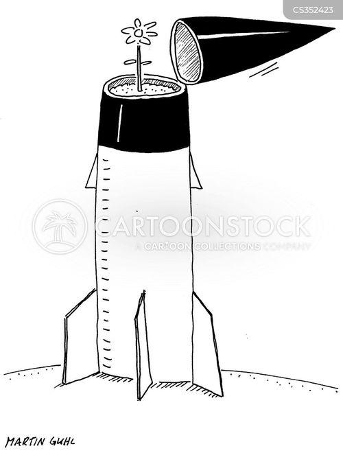 nuclear warhead cartoon