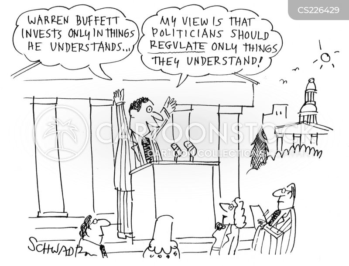 politically cartoon