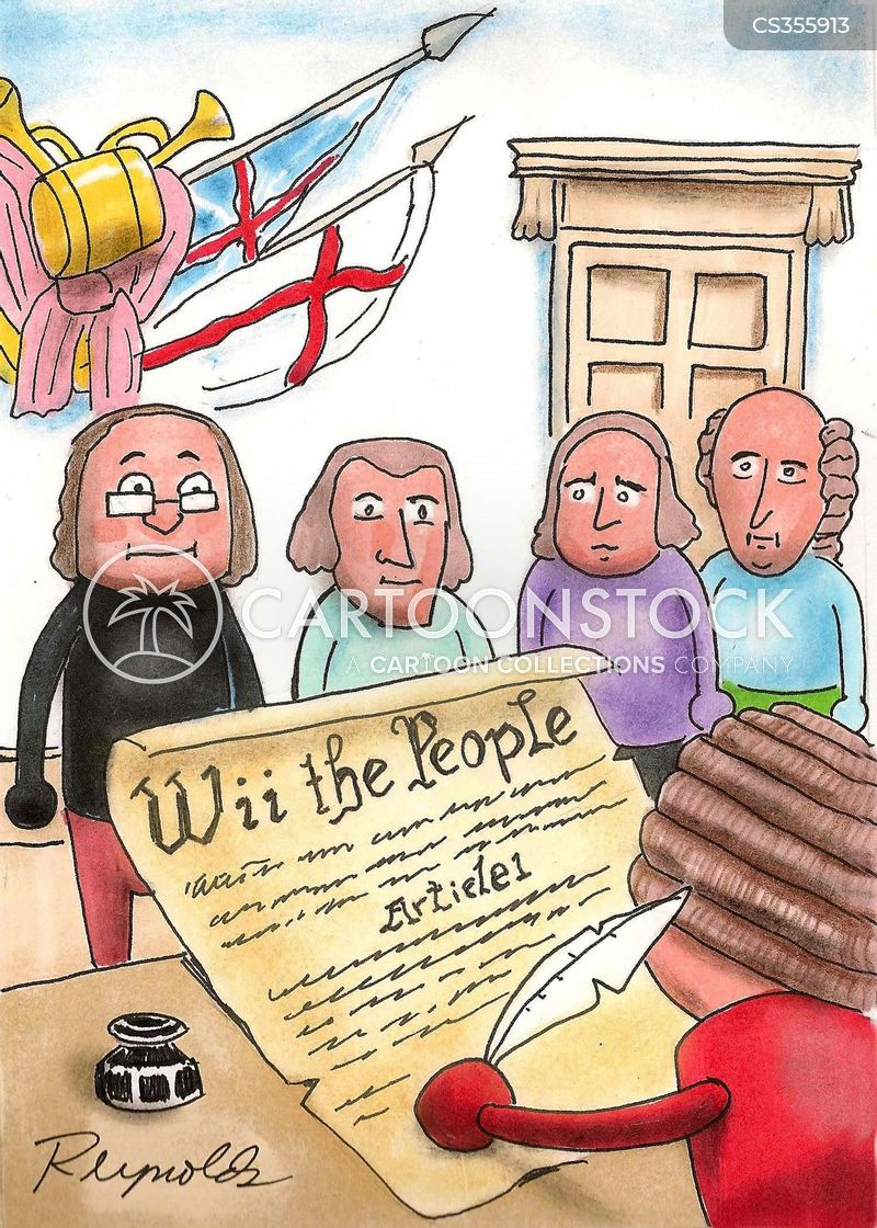declaration cartoon