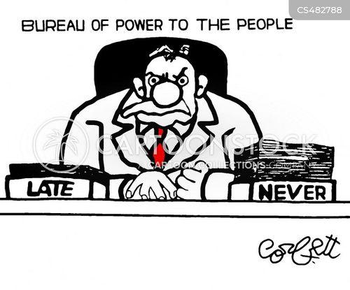 power to the people cartoon