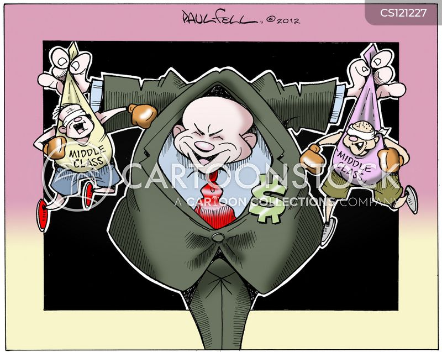business interest cartoon