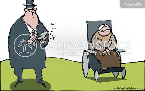social securities cartoon