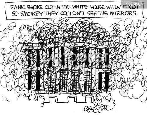 smoky cartoon