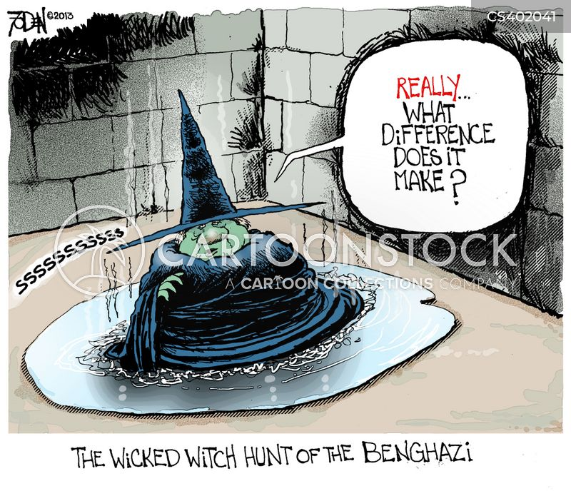 benghazi cartoon