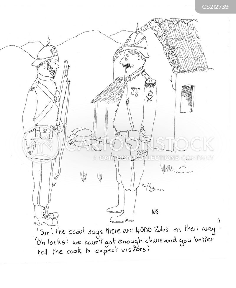 army camps cartoon