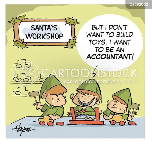 abacus cartoon