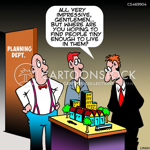 environmental impact study cartoon