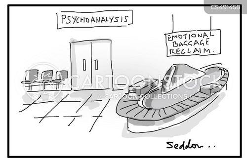 psychoanalyses cartoon