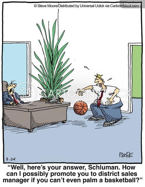 basketball court cartoon
