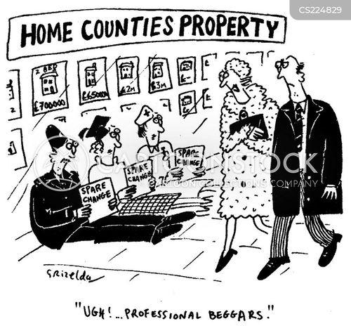key workers cartoon