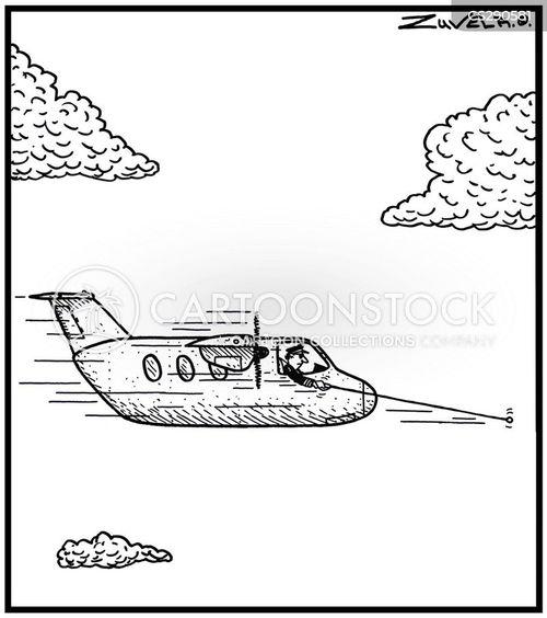 blinded cartoon