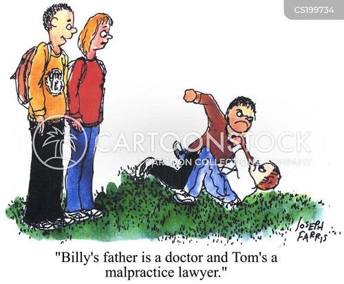 occupations cartoon