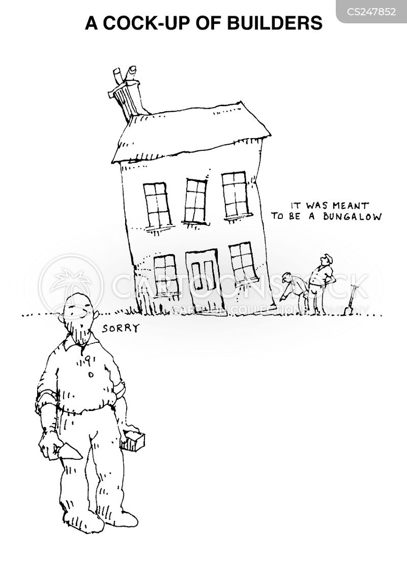 jerry builder cartoon