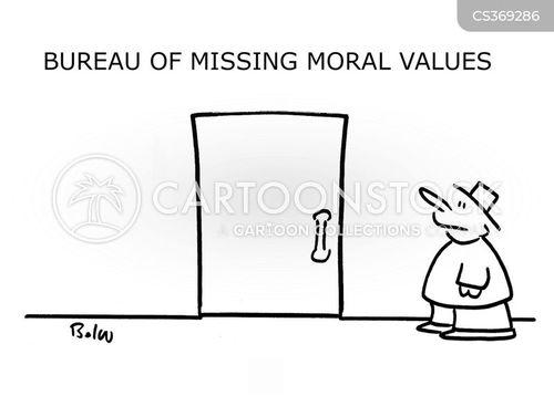 persons cartoon