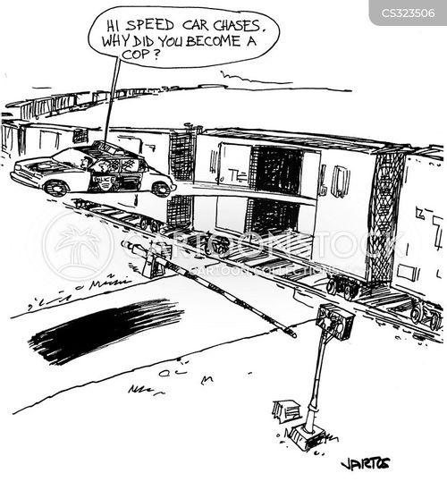 high speed cartoon