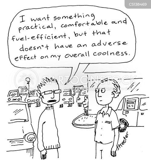 coolness cartoon