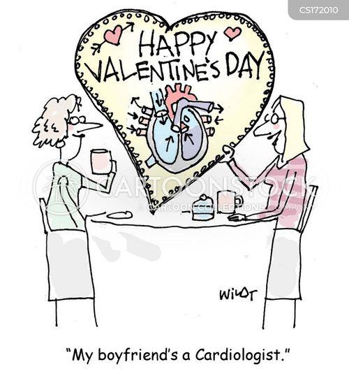 cardiology cartoon