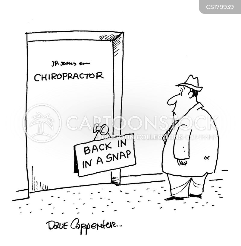 spine cartoon