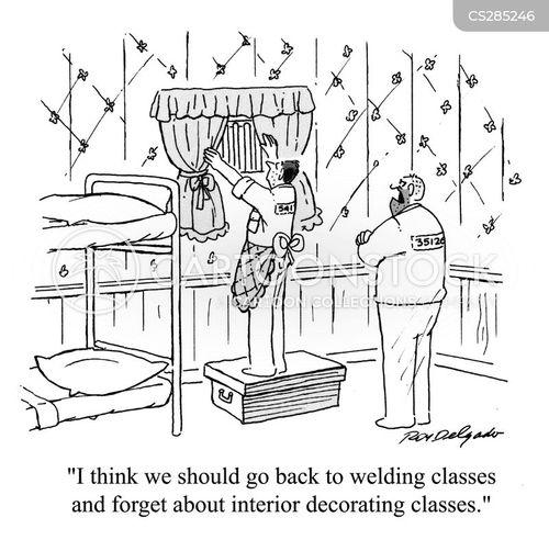 welds cartoon