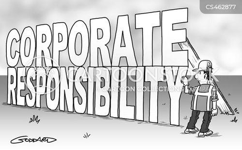 take responsibility cartoon