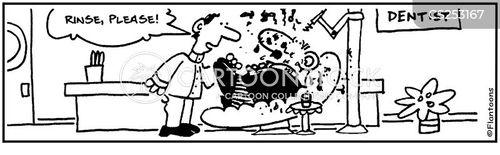 Dental Patient Cartoon 11 Of 70