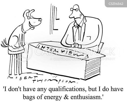 energetic cartoon