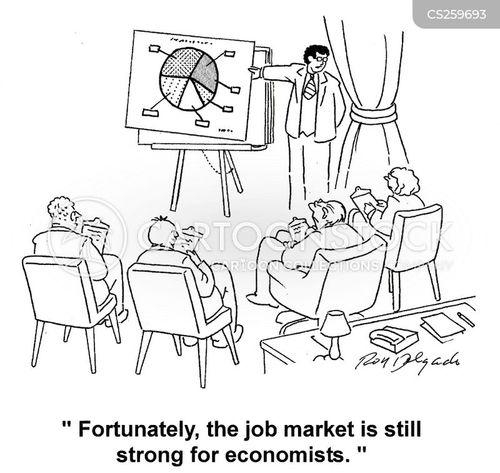 the economy cartoon