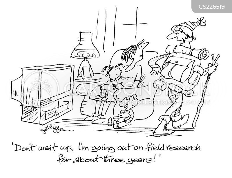 Field Research Cartoons and Comics - funny pictures from ...