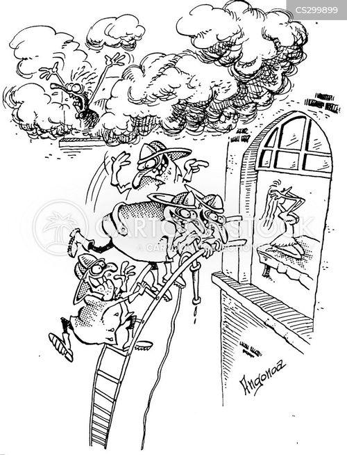 lechery cartoon