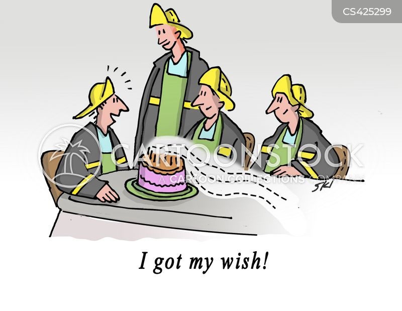 Fire Crew Cartoons and Comics funny pictures from CartoonStock