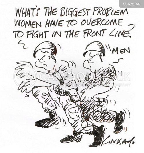 army careers cartoon