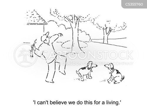 livings cartoon