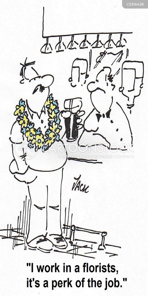 garland cartoon