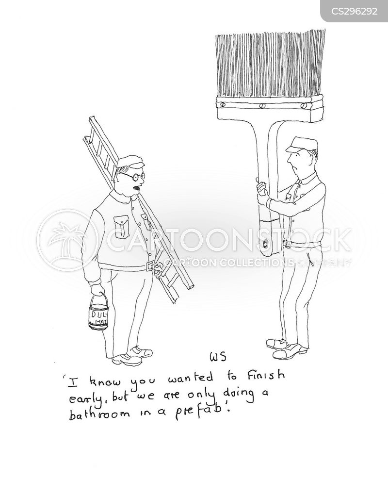 House Painters cartoons, House Painters cartoon, funny, House Painters picture, House Painters pictures, House Painters image, House Painters images, House Painters illustration, House Painters illustrations