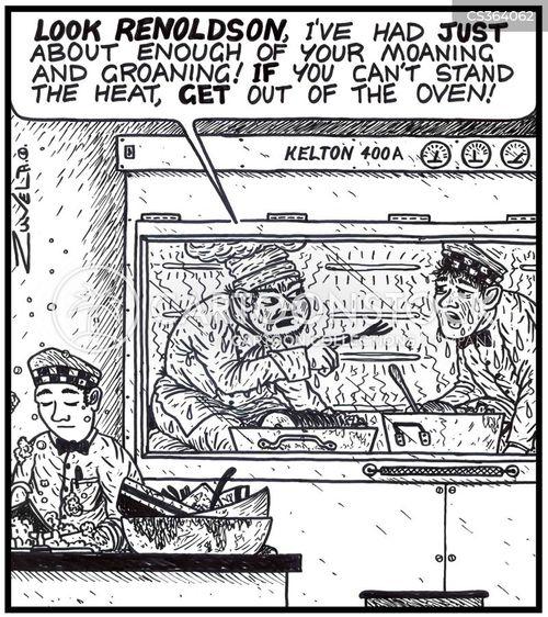 job pressure cartoon