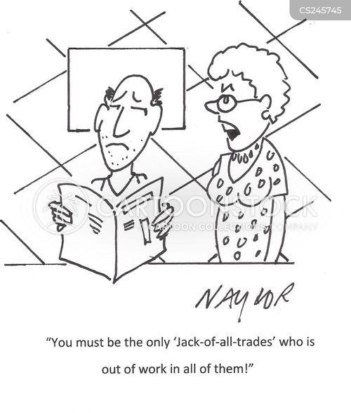 jack of all trades cartoon