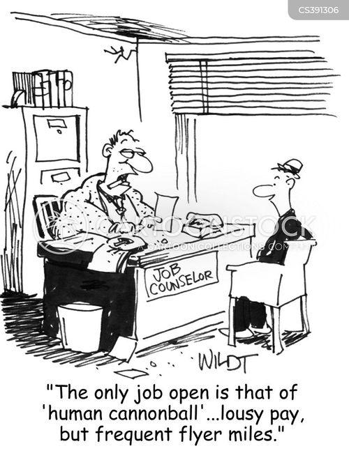 career guidance cartoon