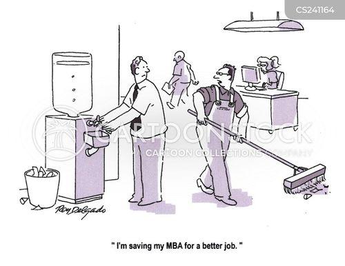 future mba cartoon essay Sample mba application essay for business school aspirants.