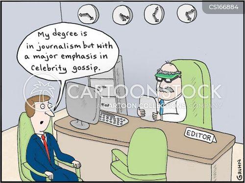 qualified cartoon