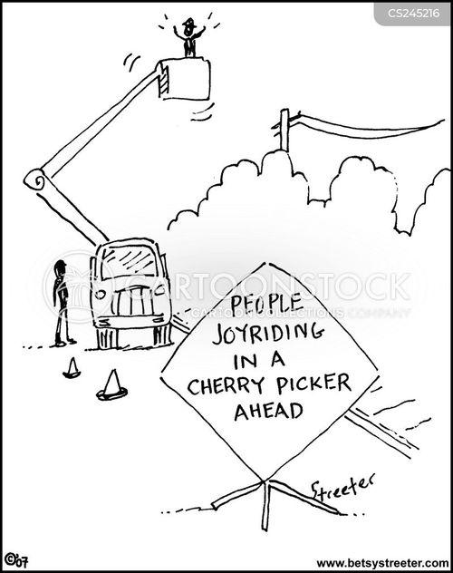 joyride cartoon