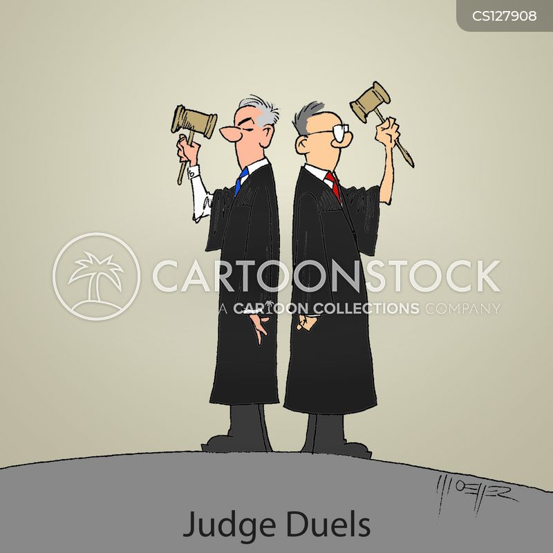 duelers cartoon