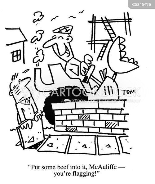 lifter cartoon