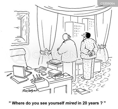 aspired cartoon