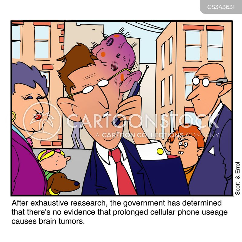 tumours cartoon