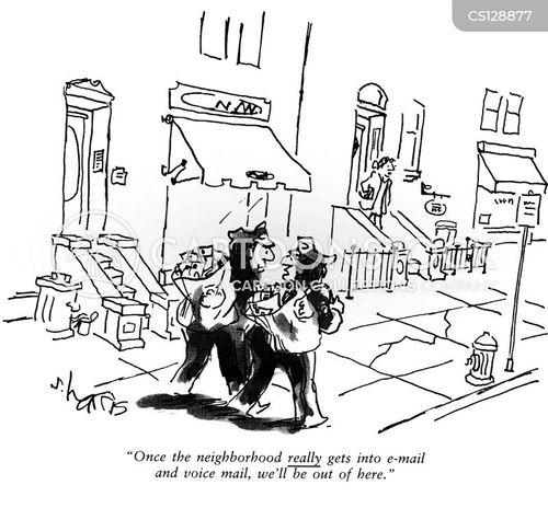 voicemails cartoon
