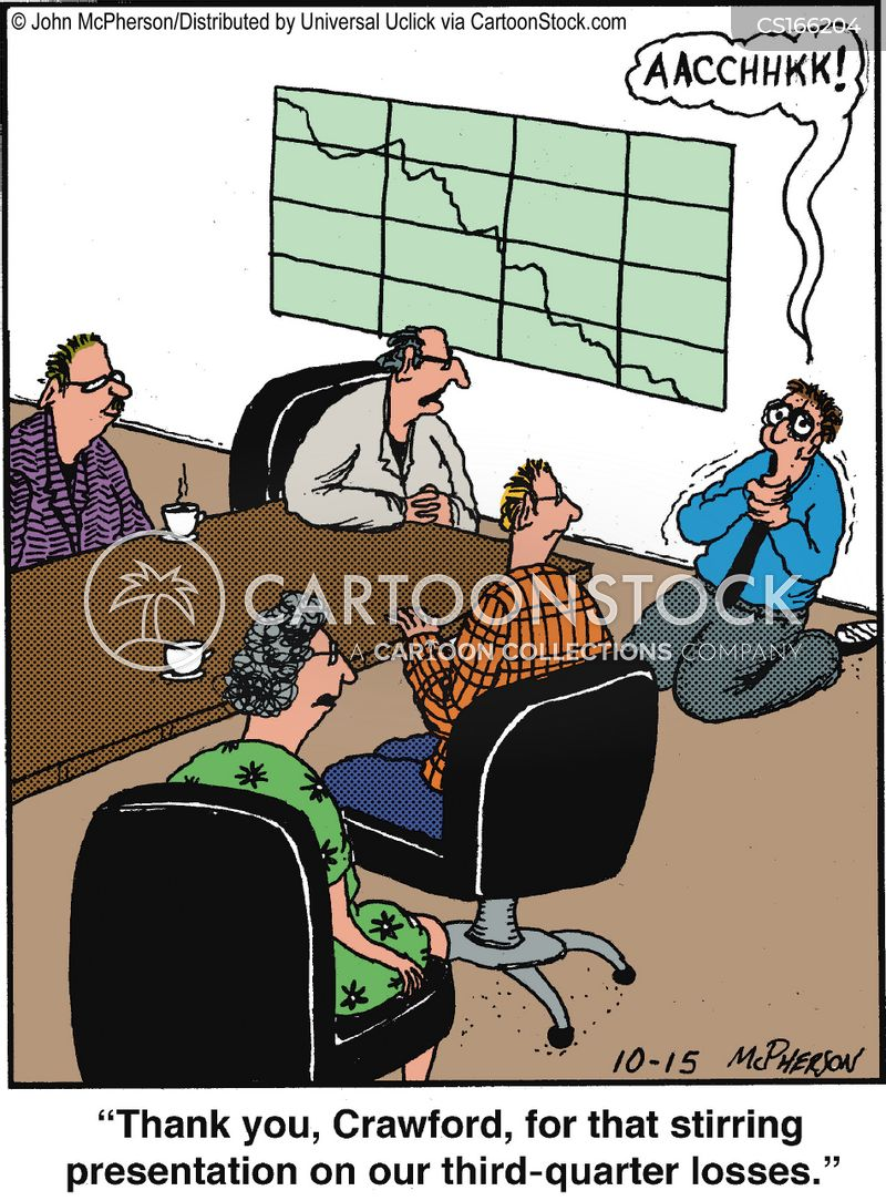 quarterly cartoon