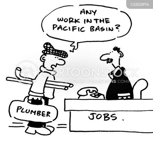 basin cartoon