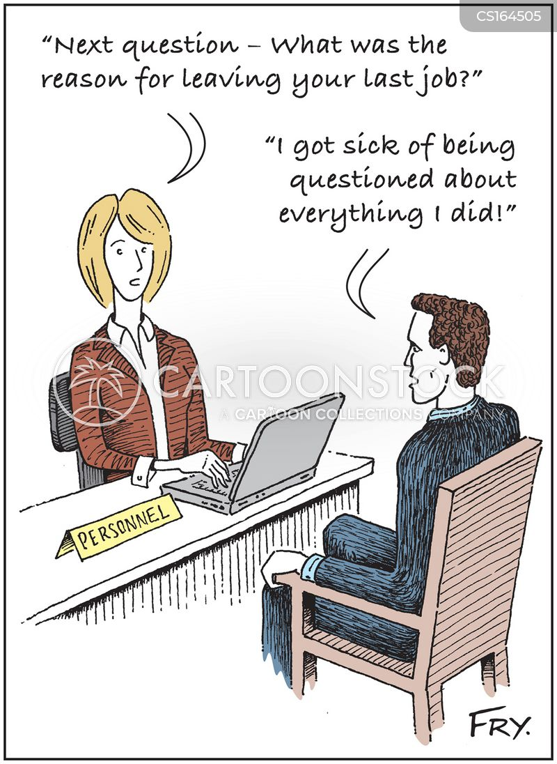 career change cartoon